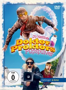 Doktor Proktors Pupspulver (DVD)