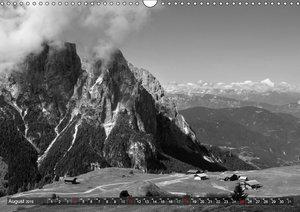 Naturparks in Südtirol (Wandkalender 2019 DIN A3 quer)
