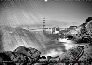 SAN FRANCISCO Monochrome Ansichten