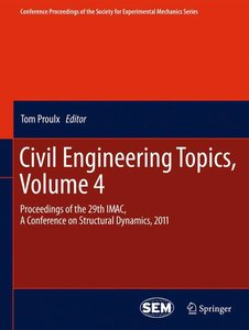 Civil Engineering Topics, Volume 4