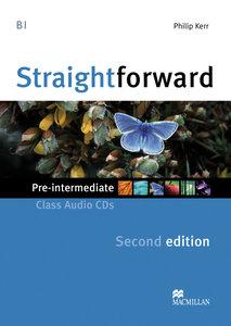 Straightforward Pre-Intermediate. Audio-CDs