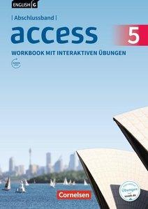 9. Schuljahr, Workbook Abschlussband mit interaktiven Übungen
