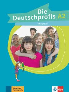 Die Deutschprofis A2. Übungsbuch