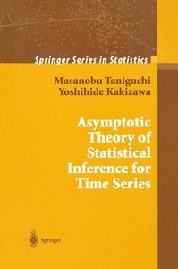 Asymptotic Theory of Statistical Inference for Time Series