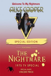Welcome To My Nightmare-Special Edition (DVD)