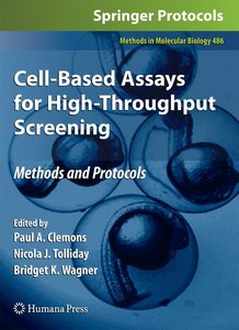 Cell-Based Assays for High-Throughput Screening