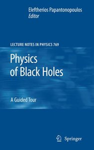 Physics of Black Holes