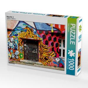 Haus Nr. 3 1000 Teile Puzzle quer