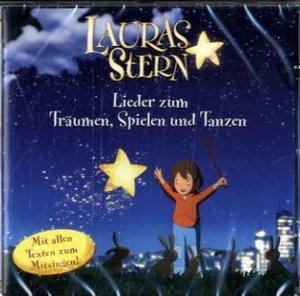 Lauras Stern, Lieder zum Träumen, Spielen und Tanzen, 1 Audio-CD