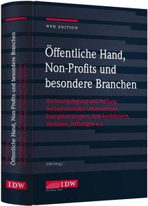 WPH Edition: Öffentliche Hand, Non-Profits und besondere Branche
