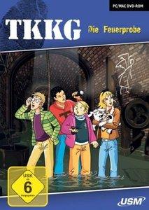 Ein Fall für TKKG - Die Feuerprobe, 1 CD-ROM