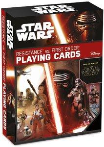 Star Wars, Resistance vs. First Order (Spielkarten)