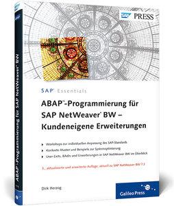 ABAP-Programmierung für SAP NetWeaver BW - Kundeneigene Erweiter