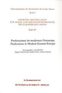 Professionen im modernen Osteuropa