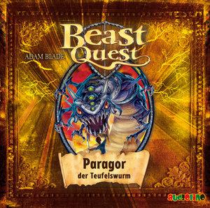 Beast Quest 29. Paragor, der Teufelswurm