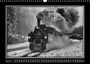 Unter Dampf - Eisenbahnromantik im Harz