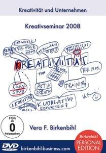 Kreativseminar 2008, DVD