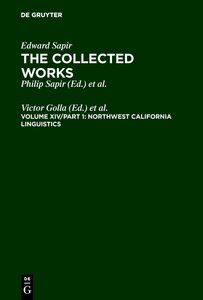 Northwest California Linguistics