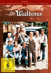 Die Waltons - Die komplette 1. Staffel