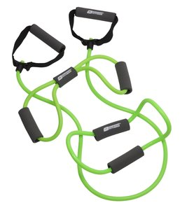 Schildkröt Fitness 960021 - Expander Set 3-teilig, limegreen-ant