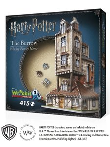 Fuchsbau - Harry Potter / The Burrow - Harry Potter (Puzzle)