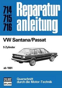 VW Santana/Passat ab 1981