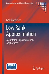 Low Rank Approximation