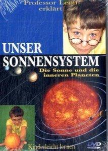 Prof. Leon erklärt unser Sonnensystem, 2 DVDs
