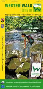 Westerwaldsteig 1 : 50 000
