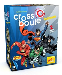 CrossBoule Heroes Batman vs. Superman