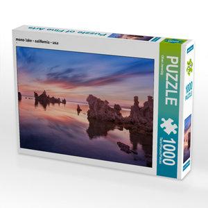 CALVENDO Puzzle mono lake - california - usa 1000 Teile Lege-Grö