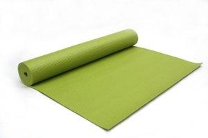 """Yogamatte \""""Trend\"""", olivgrün"""