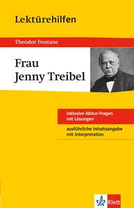 "Lektürehilfen Theodor Fontane ""Frau Jenny Treibel"""