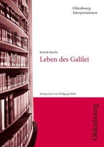 Bertolt Brecht, Leben des Galilei (Oldenbourg Interpretationen)