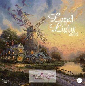 Land of Light Broschurkalender - Kalender 2019