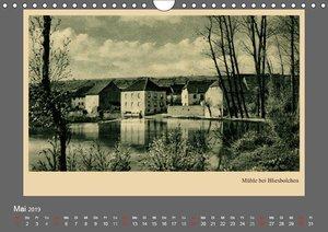 Saarland - vunn domols (frieher), Saarpfalz-Kreis (Wandkalender