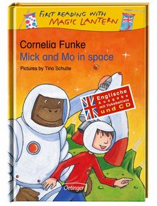 Mick and Mo in space