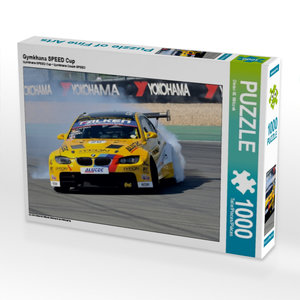 Gymkhana SPEED Cup 1000 Teile Puzzle quer