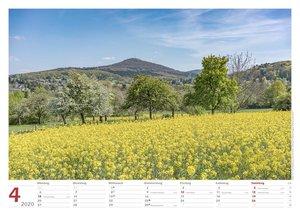 Siebengebirge 2020 Bildkalender A3 quer