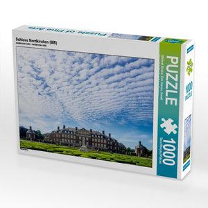 Schloss Nordkirchen (MB) 1000 Teile Puzzle quer