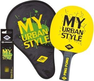 Donic-Schildkröt 788485 - Tischtennis-Set My Urban Style, Gesche