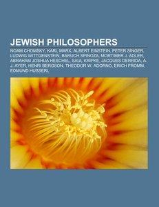 Jewish philosophers