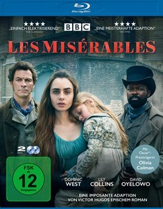 Les Misérables, 2 Blu-ray