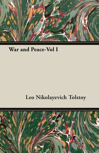 War and Peace-Vol I