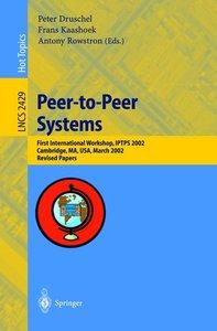 Peer-to-Peer Systems