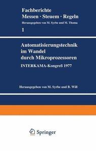 Automatisierungstechnik im Wandel durch Mikroprozessoren