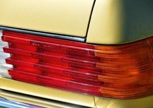 Mercedes SL W107 - Ein Klassiker