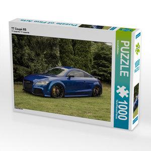 CALVENDO Puzzle TT Coupé RS 1000 Teile Lege-Größe 64 x 48 cm Fot