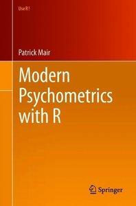 Modern Psychometrics with R