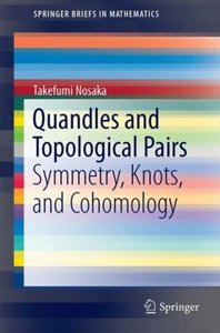 Quandles and Topological Pairs